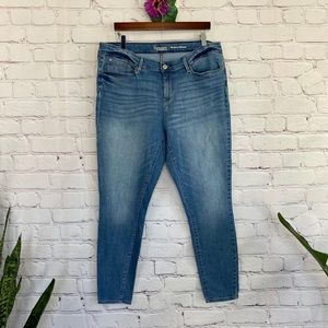 Levi's Signature Modern Skinny Jeans